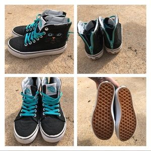 Toddler Special Edition Size 11.5 Vans